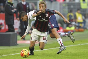 AC+Milan+v+Bologna+FC+Serie+A+YSxifd4FesTl