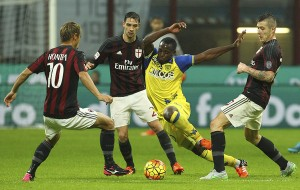 AC+Milan+v+AC+Chievo+Verona+Serie+xqVthuSzRrGl