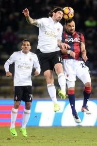 Bologna+FC+v+AC+Milan+Serie+A+LuI36EIlMVal