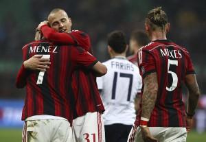 AC+Milan+v+Cagliari+Calcio+Serie+185Rnvp97ZEl