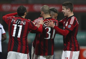 AC+Milan+v+Cagliari+Calcio+Serie+CfhHRdnWzf1l