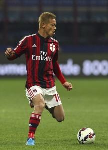 AC+Milan+v+Cagliari+Calcio+Serie+SHprovapjlJl