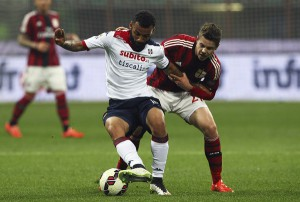 AC+Milan+v+Cagliari+Calcio+Serie+rCcRpcyiu9ll