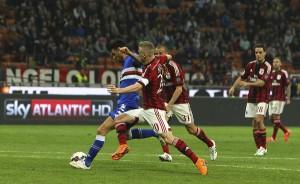AC+Milan+v+UC+Sampdoria+Serie+HKbhH3DVHrhl