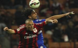 AC+Milan+v+UC+Sampdoria+Serie+KmoKzB2q2pBl