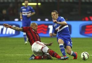 AC+Milan+v+UC+Sampdoria+Serie+zx5V3tBThIbl