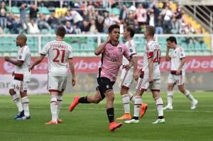 Citta+di+Palermo+v+AC+Milan+Serie+aEJaZb3otBZl