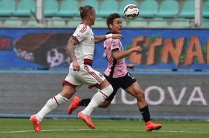 Citta+di+Palermo+v+AC+Milan+Serie+e-IITsmGpVrl