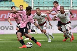 Citta+di+Palermo+v+AC+Milan+Serie+w9r7hgE7DWOl